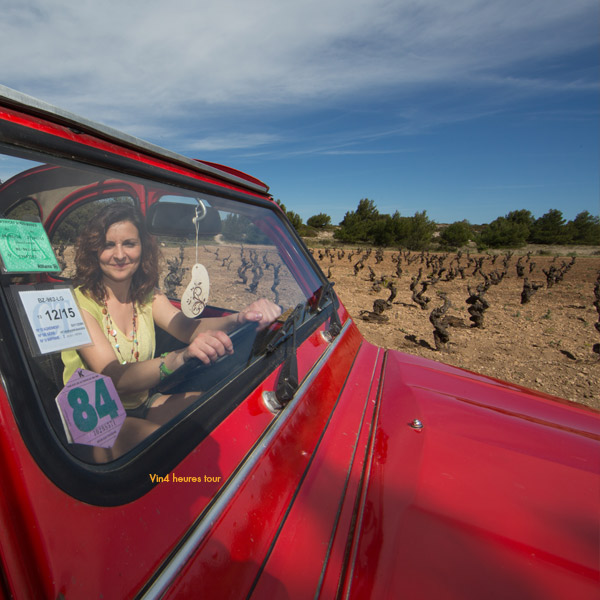 DiVine Tour: Ride a 2 CV through the vines and explore the Languedoc-Roussillon region on the Mediterranean coast